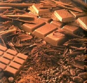 Шоколад защищает мозг от инсульта ,стресса и депрессии