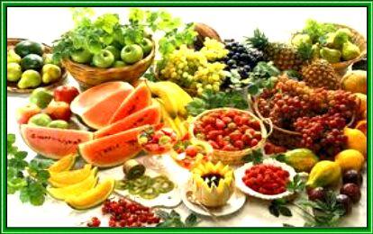Овощи и фрукты — залог здоровья
