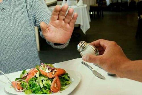 Уменьшение  нормы потребления соли в день может иметь эффект отказа от курения
