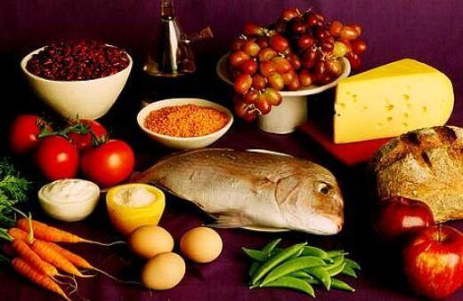 Средиземноморская диета, чтобы похудеть на 100% быстрее