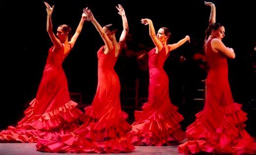 Испанское фламенко — видео для вас