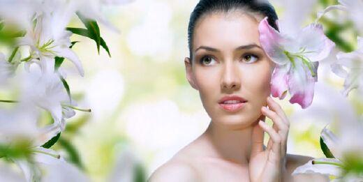Уход за кожей в весенний период