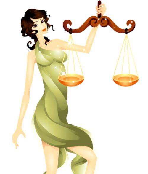 Женщина-Весы. Тест