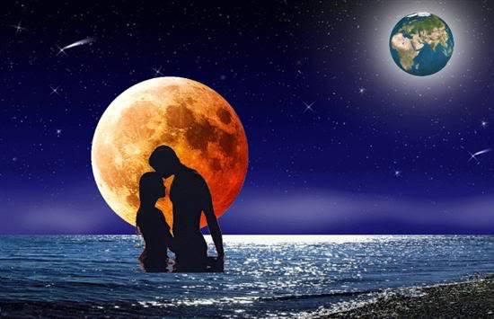 луна и ее влияние