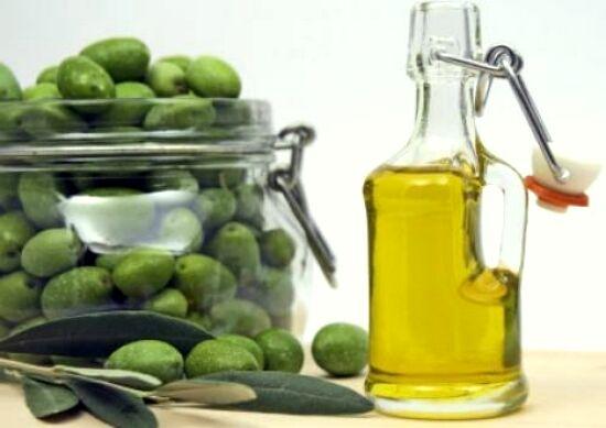 полезное оливковое масло