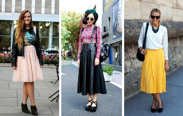 Женская юбка — очень важная деталь гардероба