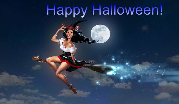 Хэллоуин —  сегодня 31 октября
